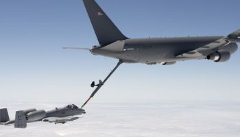 KC-46A Tanker Completes Flight Tests; Boeing's Costs Soar