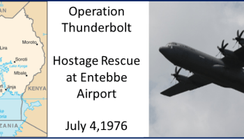Entebbe hostage rescue - 40 years later