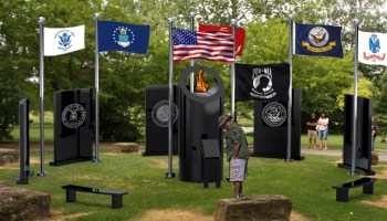 First-of-its-kind memorial to honor veterans lost to PTSD