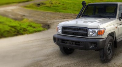 US Special Operations orders new batch of low-profile pickups