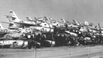 Boneyard: A Look Into the Aviation Graveyard