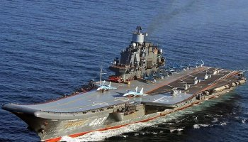 Russia to Match Aircraft Carriers with US
