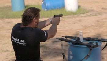 Sentinel Security: Training with Pat McNamara