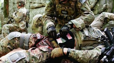 Future of SOF medicine is extended care, in austere environments