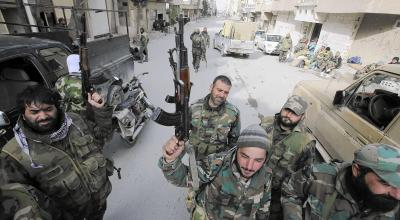 Syrian army declares temporary nationwide truce