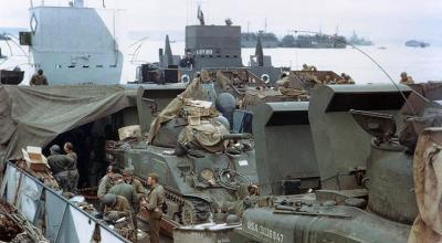 Historical tanks for sale – Normandy museum selling its D-Day tanks, trucks, and aircraft