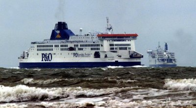 Armed French police deployed on British ferries after terror attacks