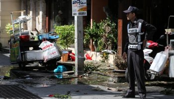 Fatal bombings in Southern Thai resort town of Pattani