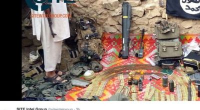 ISIS in Afghanistan claims it has confiscated sensitive U.S. military equipment
