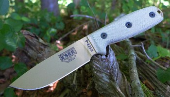ESEE 4 Blade | The Riddle of Steel