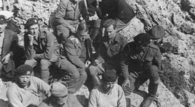 High stakes gambling at Crete: The abduction of a Nazi general