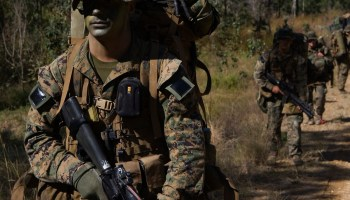 Kit that has migrated from Recon to the Grunts