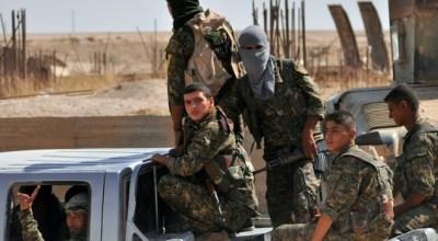Syrian regime jets hit Kurdish positions, even after US warning