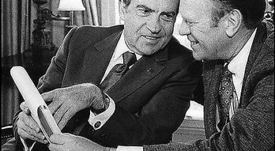 CIA reveals its secret briefings to Presidents Nixon and Ford