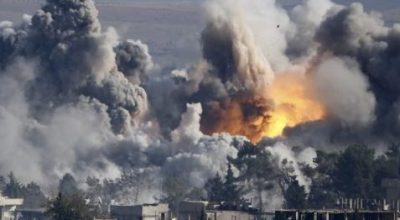 Russia launches Syria airstrikes from Iranian base