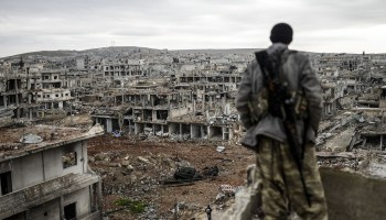 We should focus on the Syrian Civil War, not its refugees