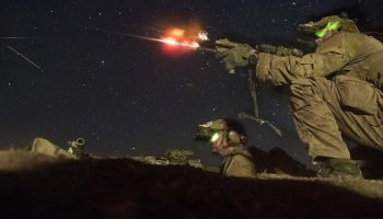 First female tries out for 75th Ranger Regiment, flunks out