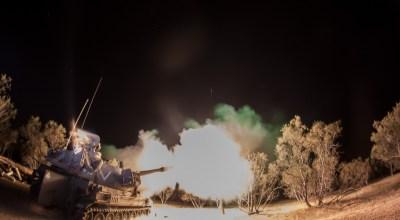 Israel responds to reckless Syrian army shelling with counter-fires after errant rounds strike Golan