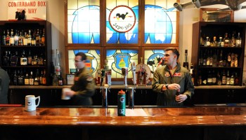 The Fighter Squadron Bar: Where fighter pilots are born