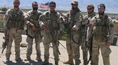 'Lone Survivor' Marcus Luttrell recalls discipline, chaos, pain in his life
