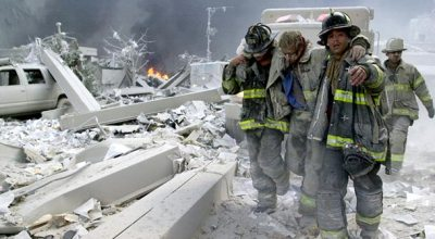 Out of the past: The next 9/11