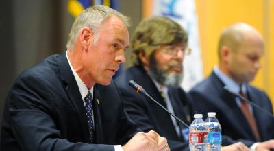 Congressman Ryan Zinke criticizes the IG investigation of Rear Admiral (SEAL) Brian Losey