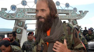 Freed Norwegian Hostage Tells of Ordeal at the Hands of Abu Sayyaf
