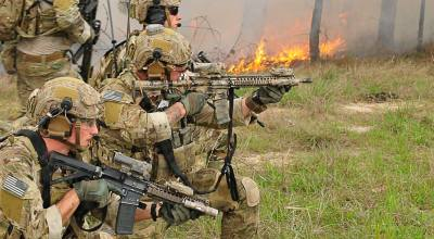 Female NCO tries out for Army's elite 75th Ranger Regiment