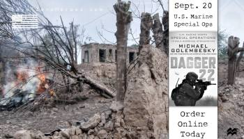 Book Review: Dagger 22- U.S. Marine Corps Special Operations in Bala Murghab, Afghanistan by Michael Golembesky