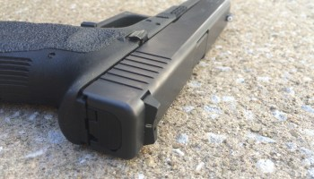 XS Big Dot Sights on the Glock 17