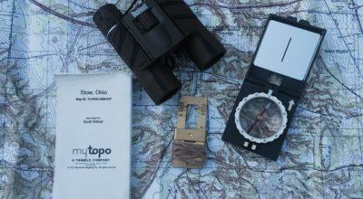 Navigation, Observation and Range Estimation Kit