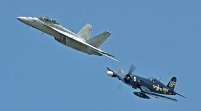 Navy Tailhook Legacy Flight Needs Your Help