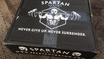 Spartan Carton | Warrior Fitness & Nutrition