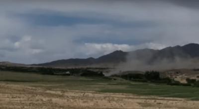 Watch: A-10 Warthog gun runs in Afghanistan