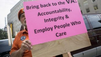 The V.A. and veterans health care:  A pro-option discussion