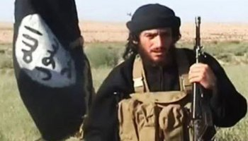 Pentagon confirms successful strike against one of Islamic State's senior leaders, Abu Muhammad Al-Adnani