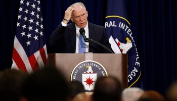 Polygraph panic: CIA director fretted his vote for communist