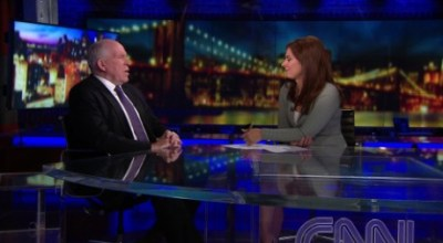 CIA Director: We 'have to assume' terrorist activity in the U.S.