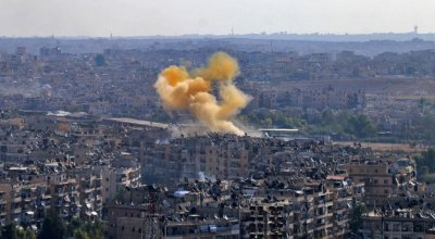 Aleppo ceasefire at risk after Russia says rebels can be eliminated