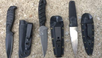 Why you Should Consider Carrying a Fixed Blade Knife for Defensive Purposes