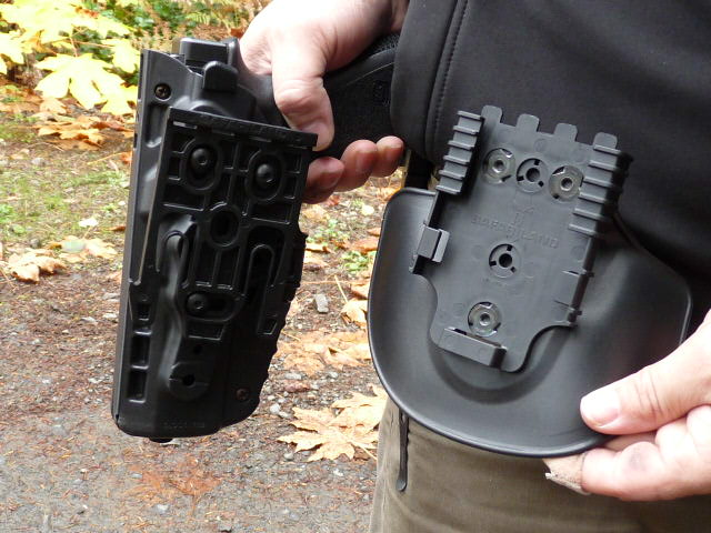 Safariland QLS Holster System | Review