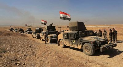 Iraq says it repelled IS attack on western town