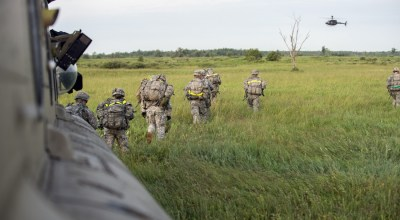 More than 450 National Guard soldiers to deploy to the Middle East