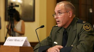 An outsider takes charge of the Border Patrol — and yes, he'll wear the green uniform