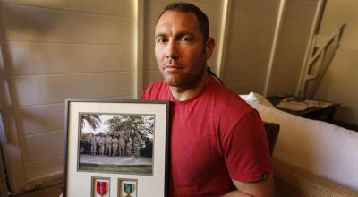 Thousands of California soldiers forced to repay enlistment bonuses a decade after going to war