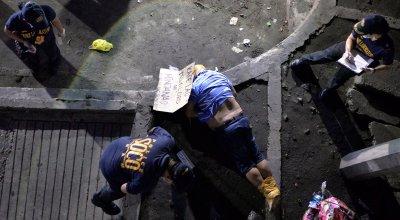 Philippines' Drug War: Shifting to arrests instead of extrajudicial killings?