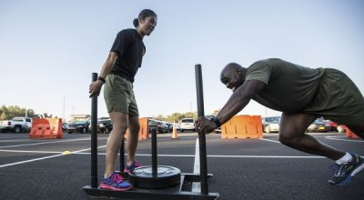 Culture of physical fitness changing in the military
