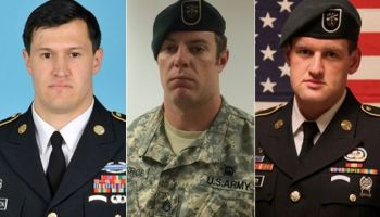 Three Green Berets killed by ISIS infiltrator after CIA ignored warnings