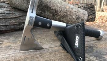 SOG Voodoo Hawk Mini: Review