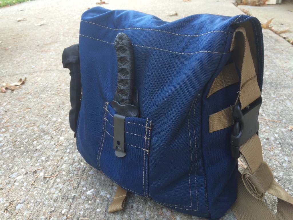 The Hidden Woodsmen Haversack